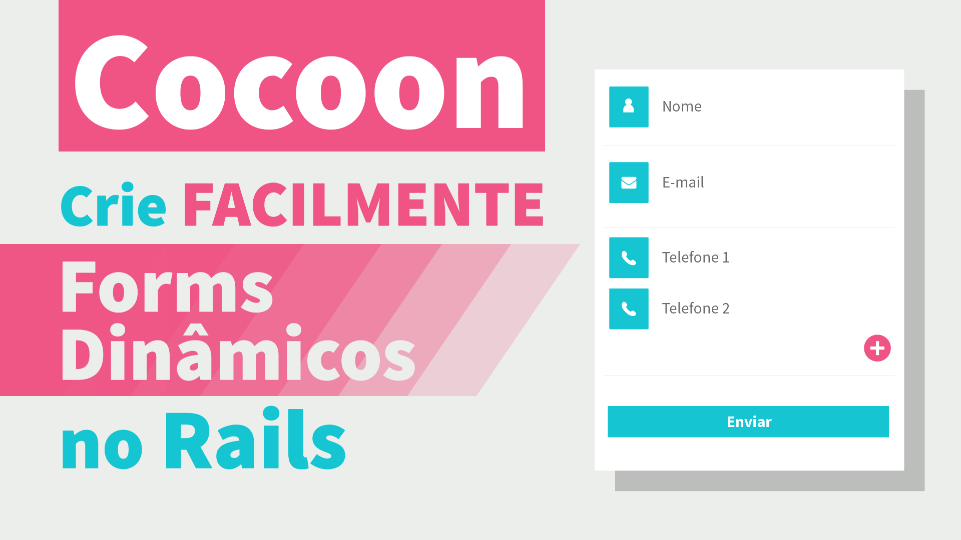 cocoon ruby on rails
